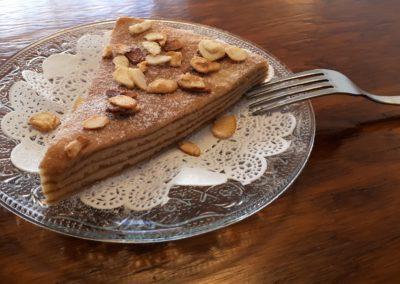 Gâteau de crêpes