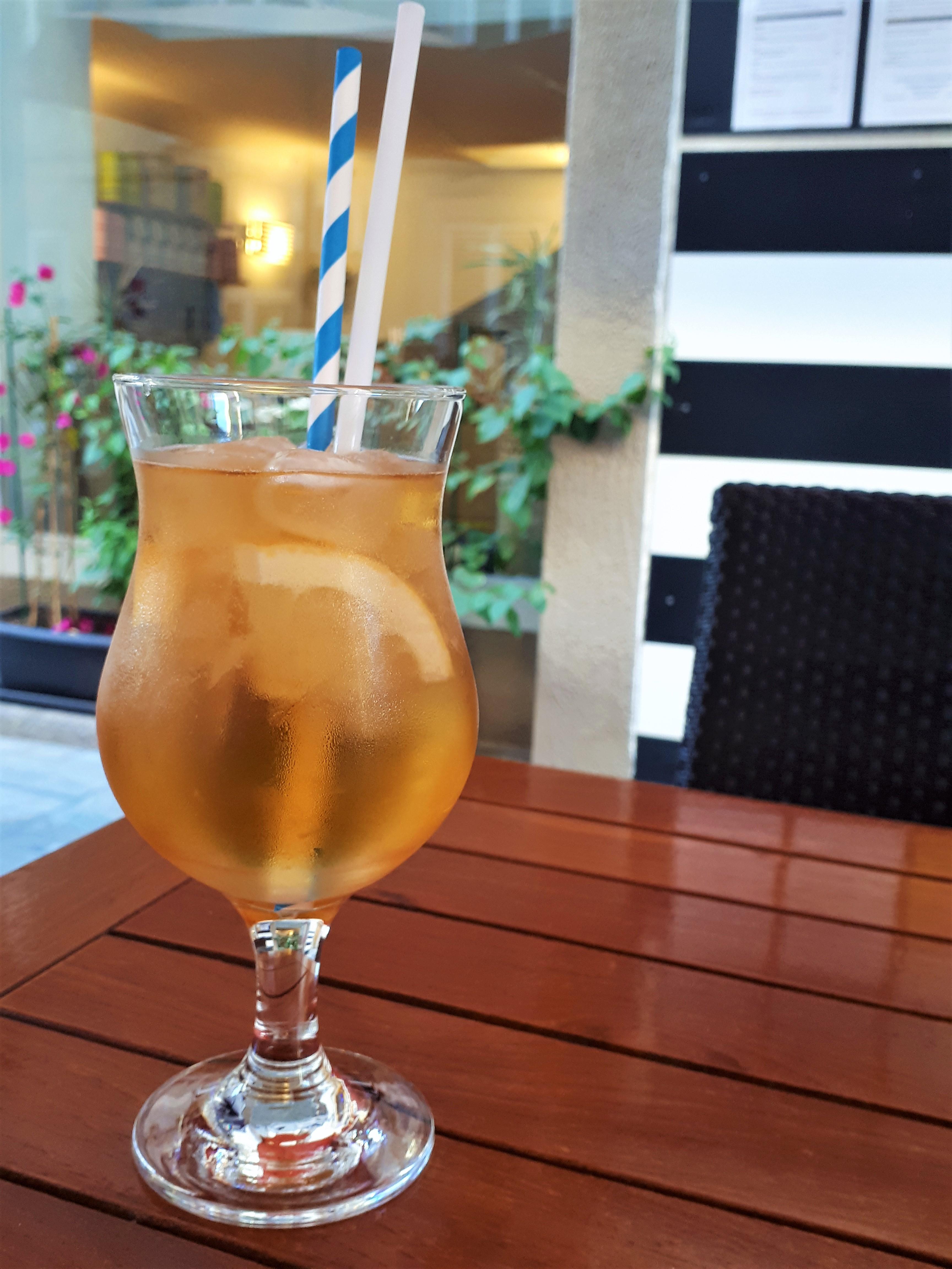 Cocktails de Thé
